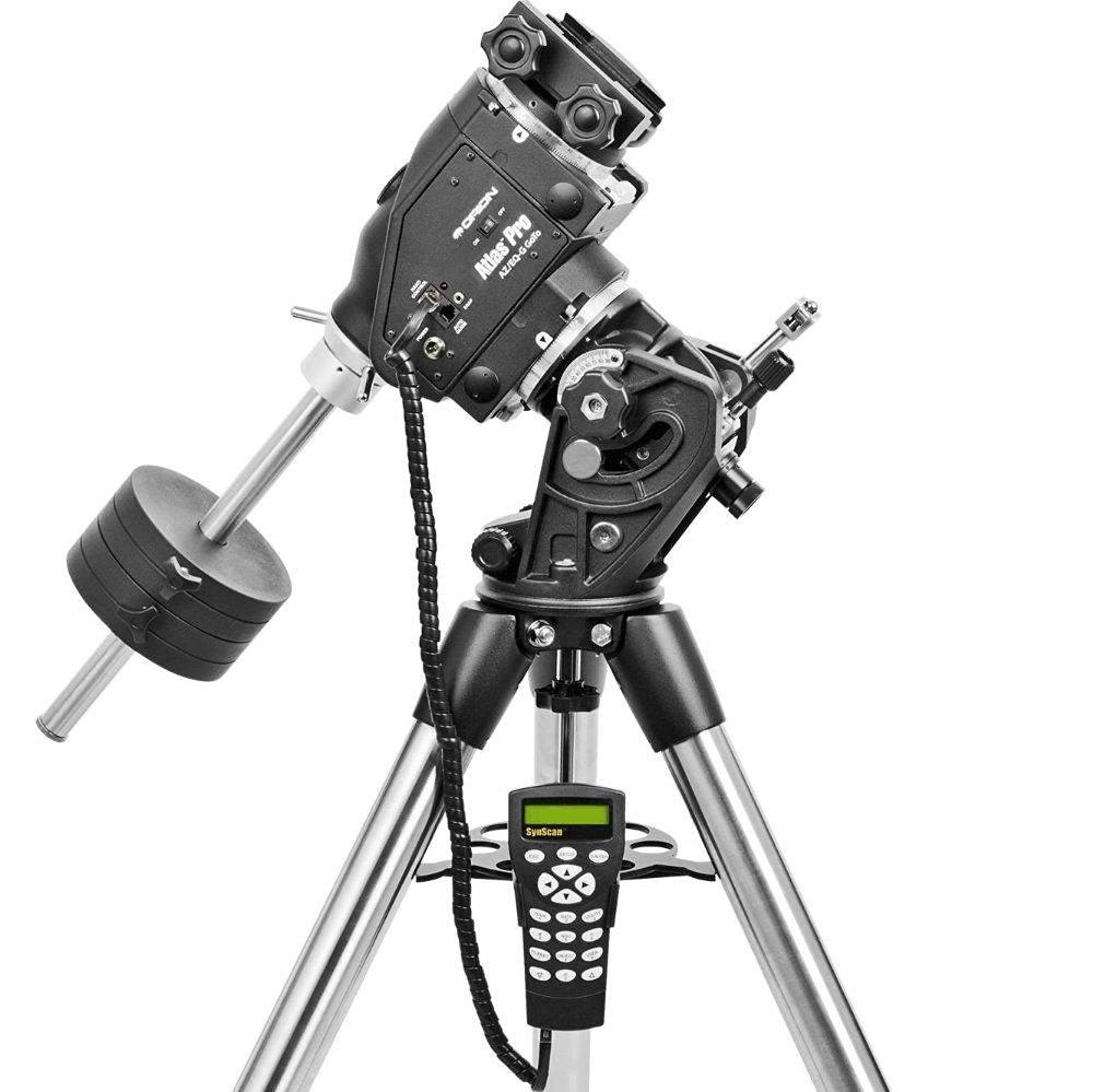 Teleskop Montierung - Goto - Parallaktische Montierung