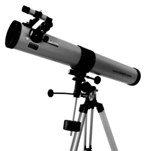 Teleskop für Einsteiger finden