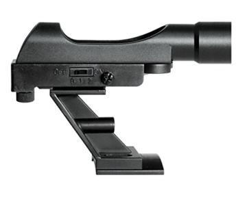 Bresser Spiegelteleskop Galaxia EQ-Sky 114/900 mit Smartphone Kamera Adapter -