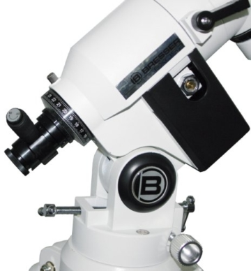 Bresser Teleskop - 4703108 - Messier NT-203/1000 EXOS-2/EQ5 -