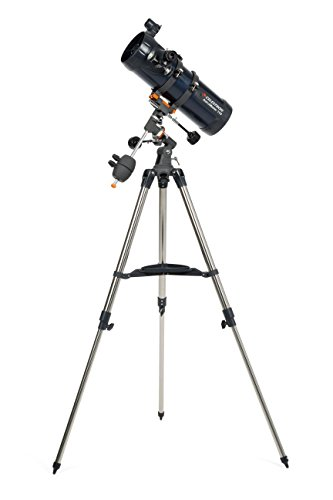Celestron AstroMaster 114 EQ 114/1000 Spiegelteleskop -