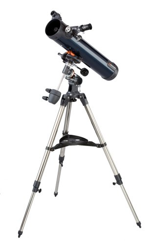 Celestron AstroMaster 76 EQ 76/700 Spiegelteleskop -