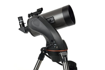 Celestron NexStar 127 SLT - computergesteuertes 127/1500 Maksutov-Teleskop -