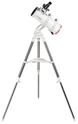 Bresser Spiegel Teleskop Messier NT-114/500 NANO mit Montierung und Zubehör - 1